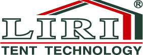 Liri Tent Technology - Temporary Structures for Aircraft Facilities