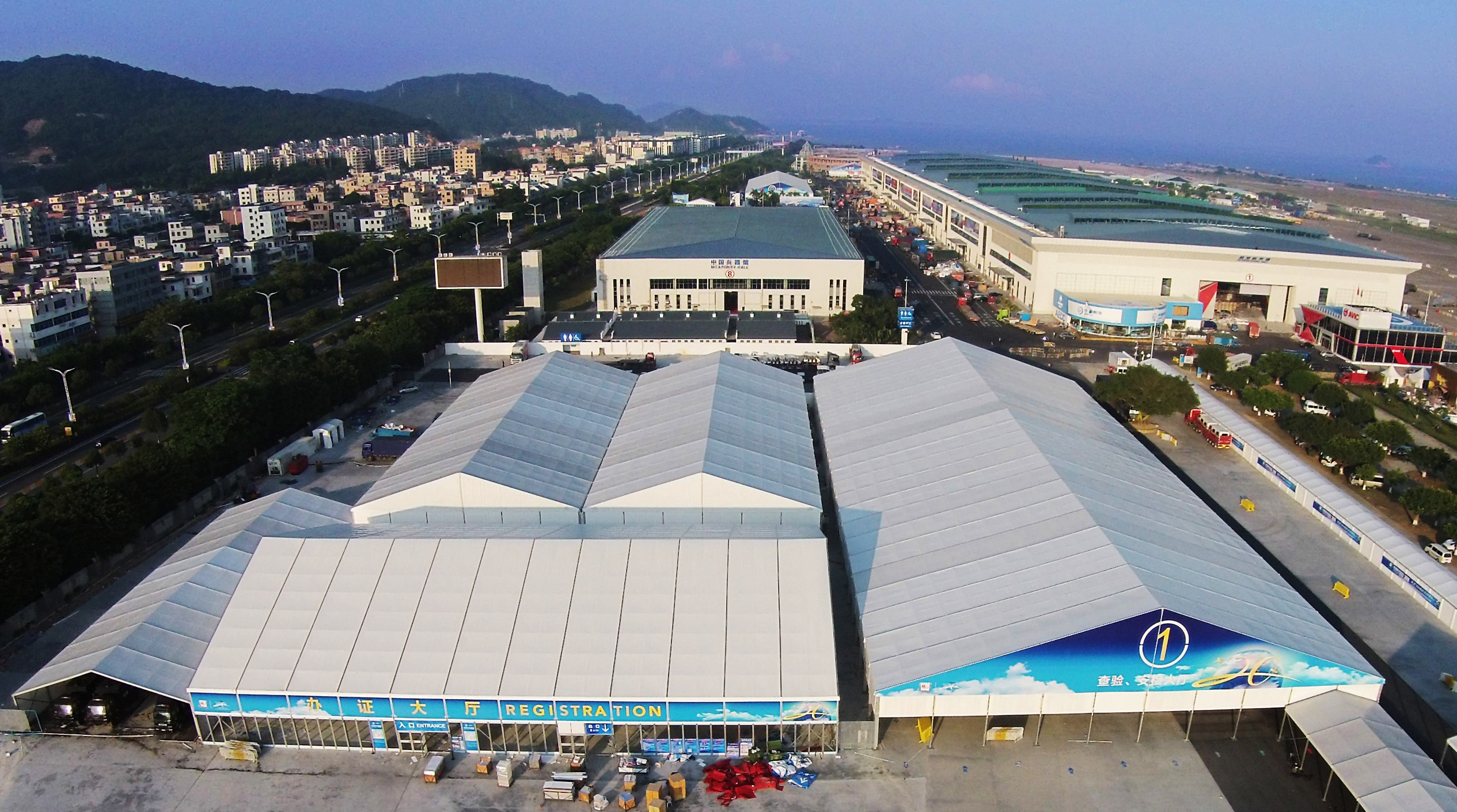 DCIM600MEDIA & Liri Tent Technology - High-end Marquee Luxury Large and Level up ...