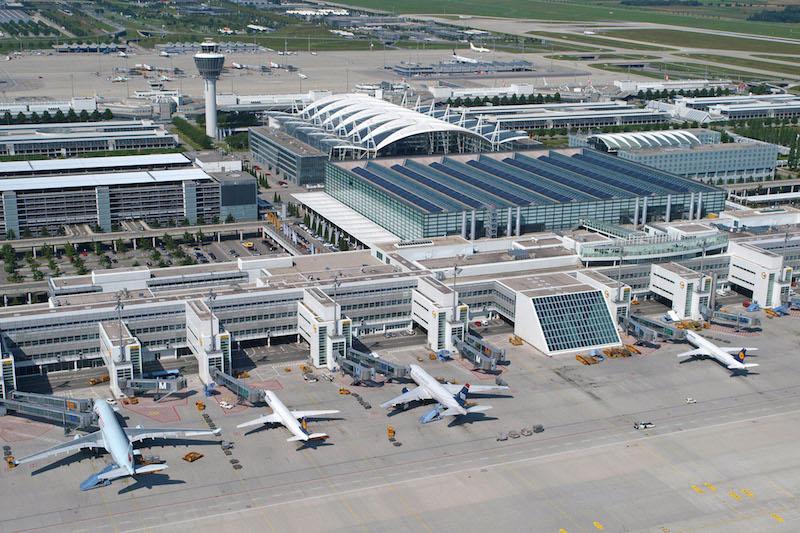 Munich airport announces expansion plans for terminal airport