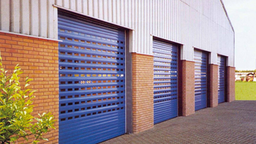 Security Shutters and Fire Shutters