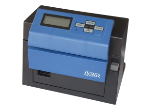 i420, compact and cost-saving check-in printer
