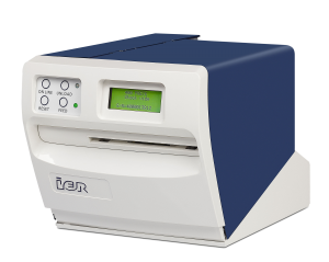 IER 400, multi-functional check-in printer