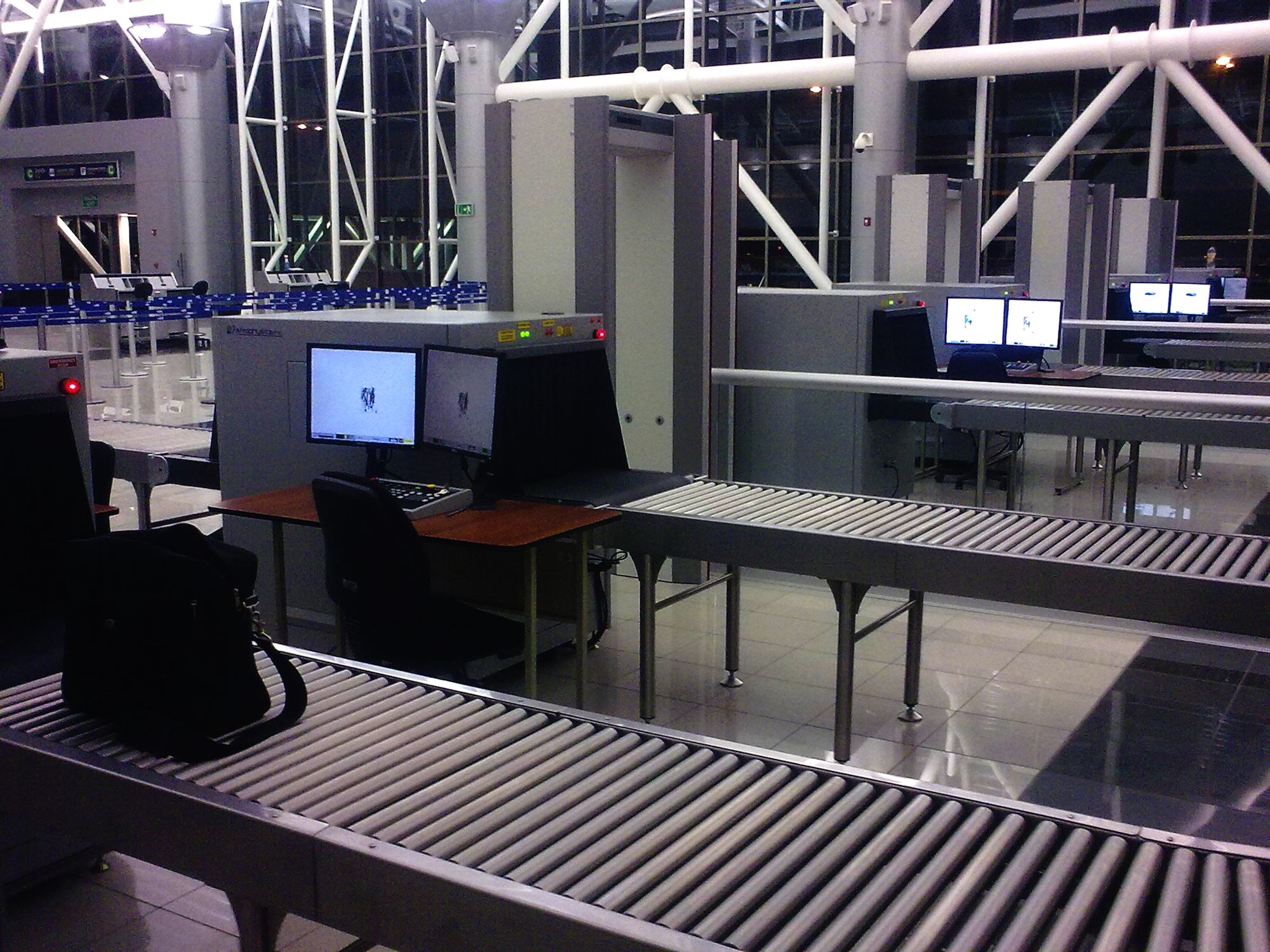 Astrophysics Inc Airport X Ray Scanners And X Ray