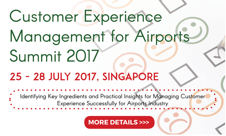 Customer Experience Management for Airports Summit 2017
