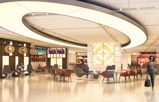British Airways unveils US$65m redesign plans for JFK's terminal 7