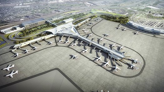 Port Authority seeks design and build submissions for new terminal at Newark Airport