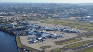 Sydney Airport's east-west runway re-opens