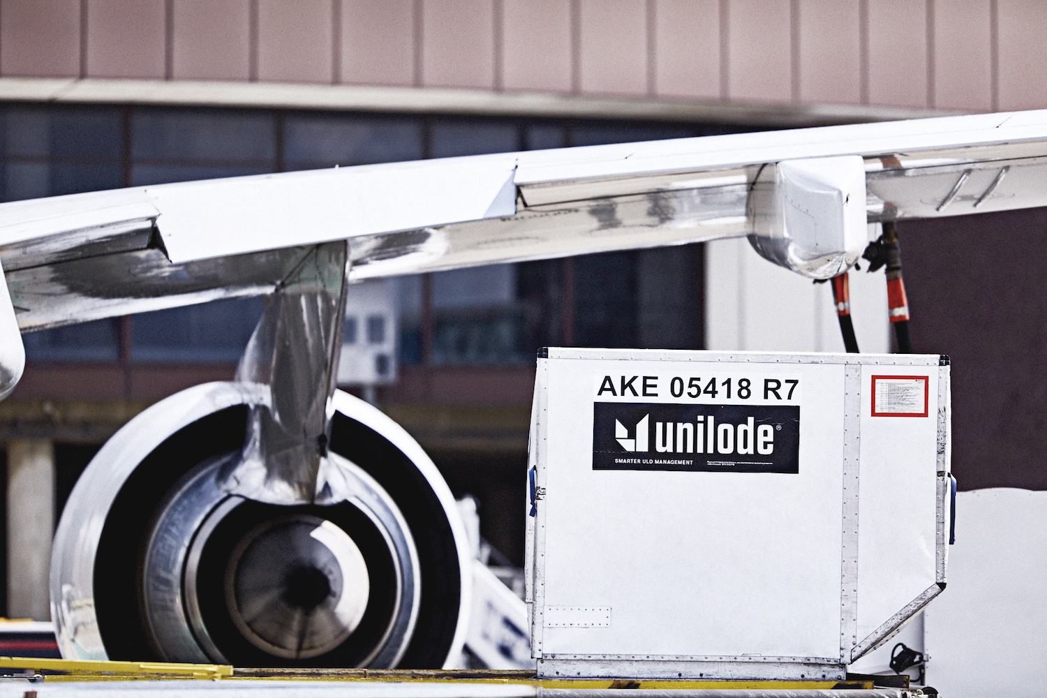 Unilode Aviation Solutions Unilode Uld Management Uld
