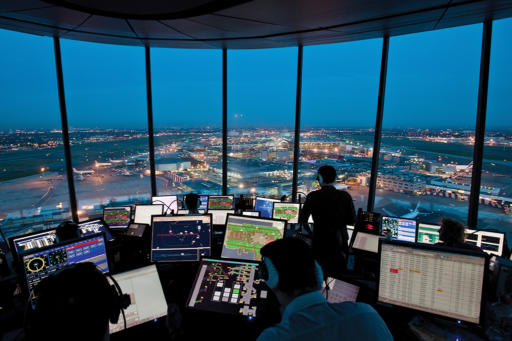Recording Solutions for Air Traffic Control - GuardREC AS