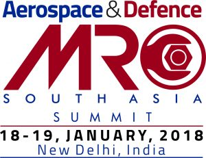 India's Minister of State for Defence – to inaugurate MRO South Asia Summit