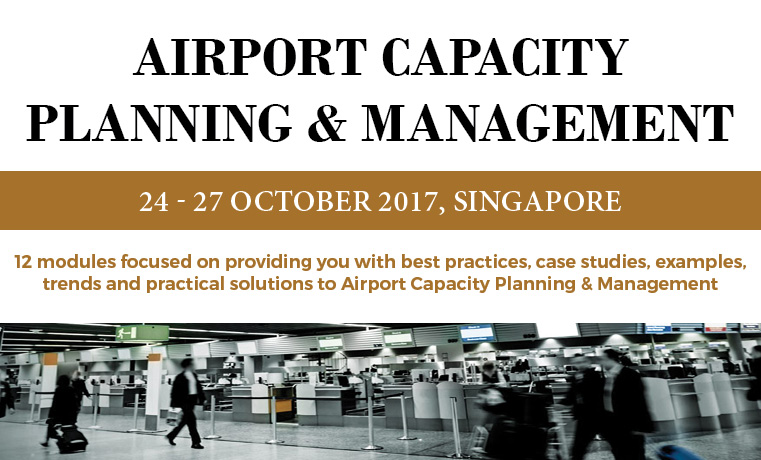 Airport Capacity Planning & Management 2017