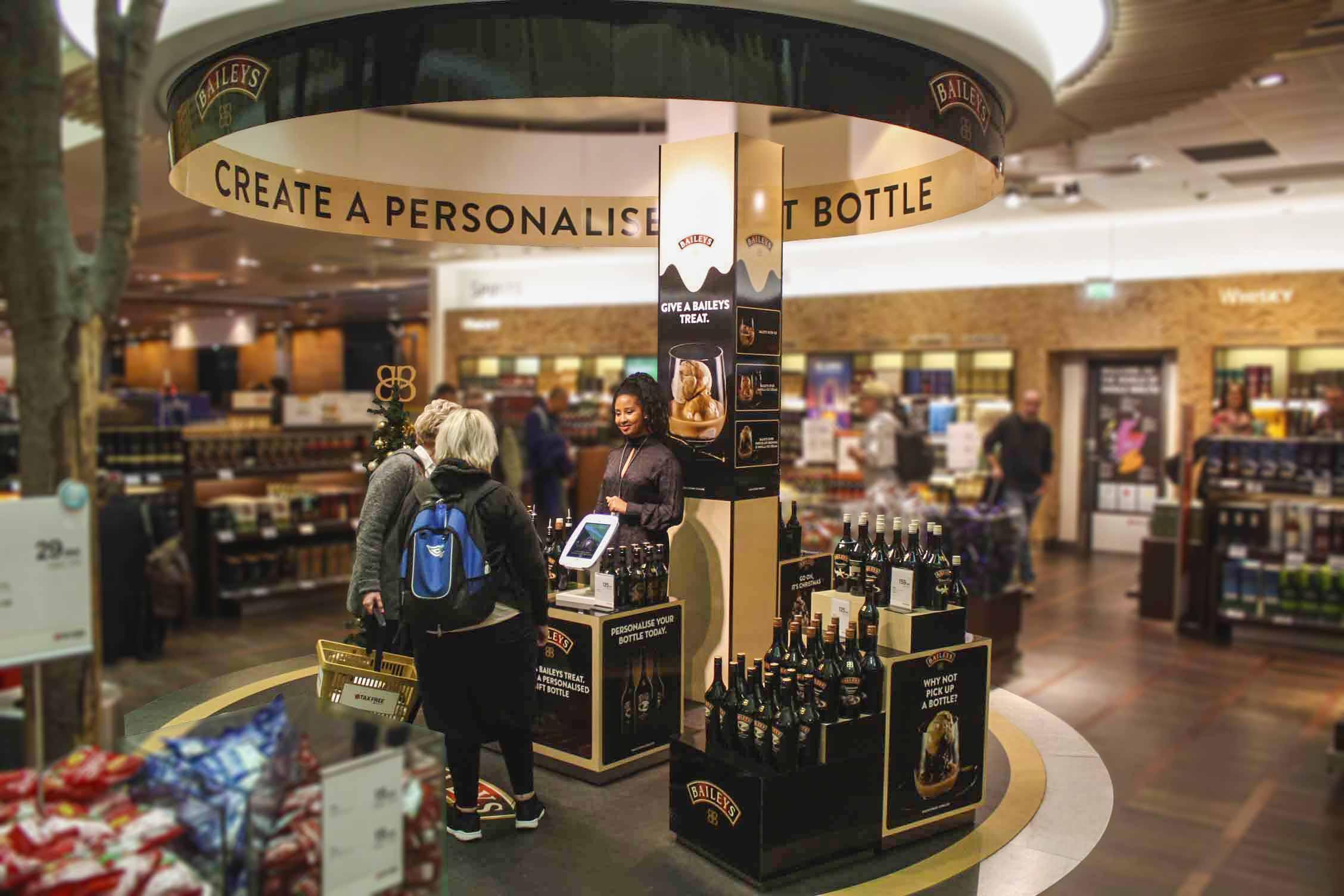 Kastrup lufthavn shop