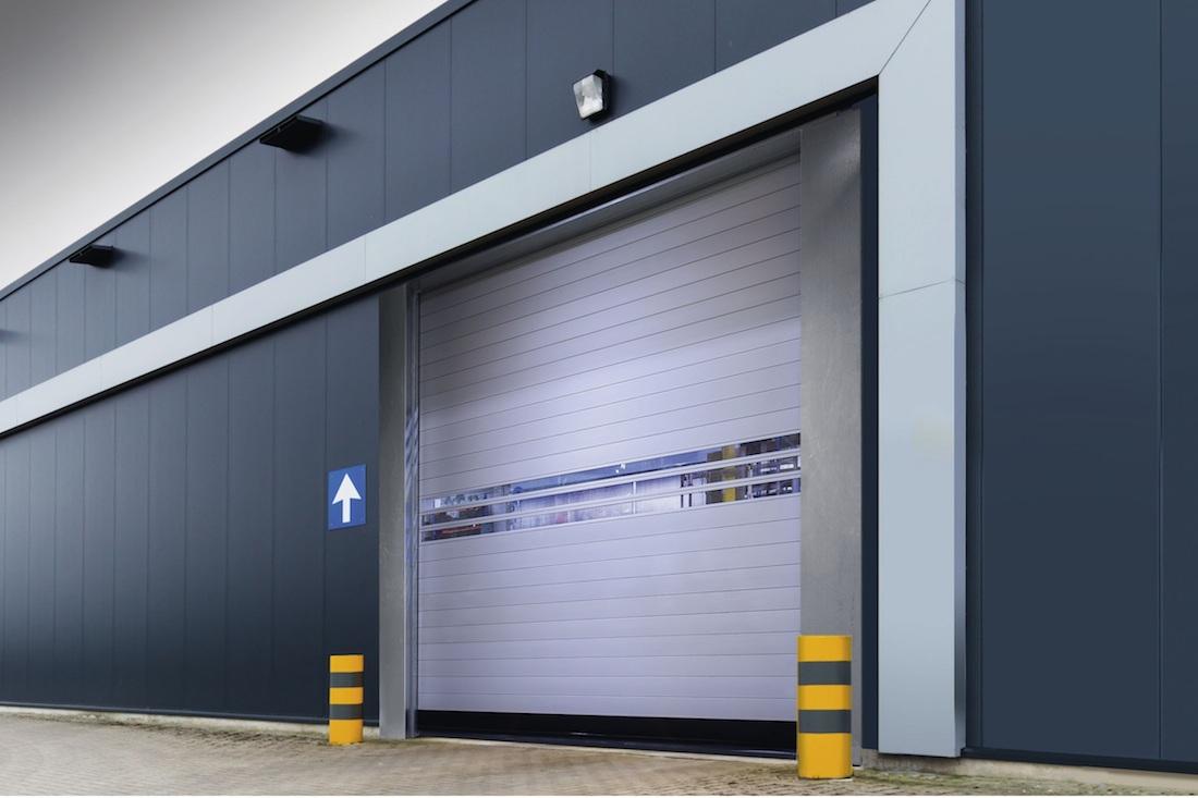 Aircraft Hangar doors and shutters - Techtrade Doors