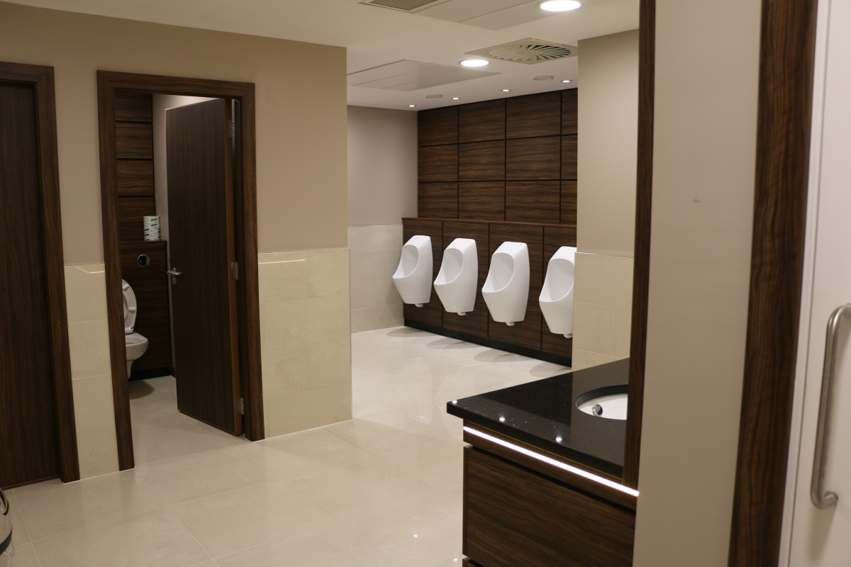 Ecoprod urinals