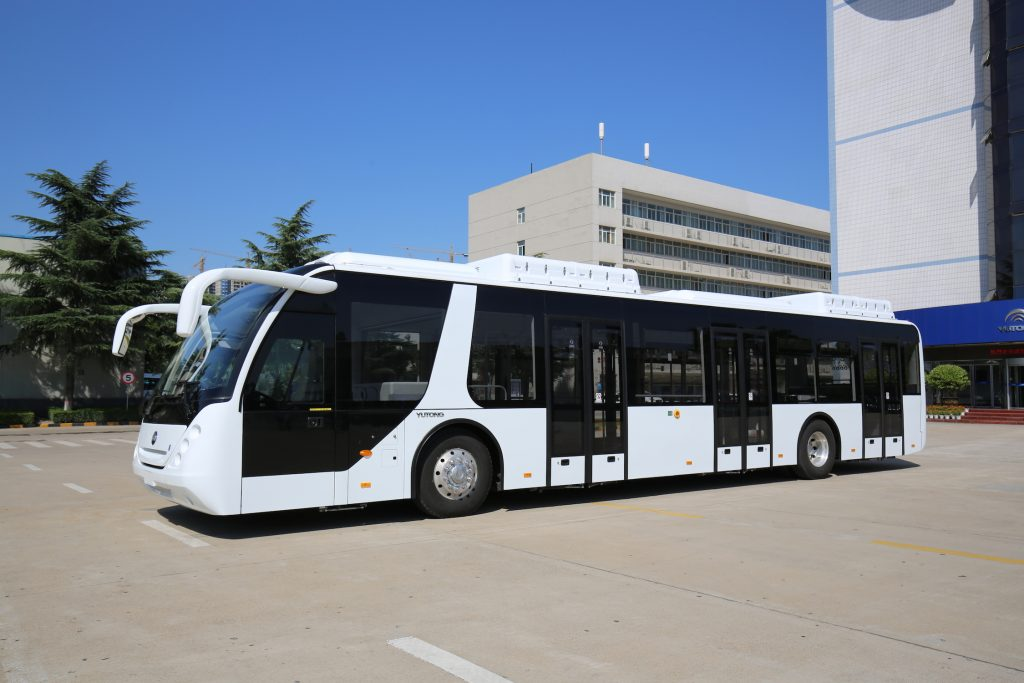 Airport Apron Buses