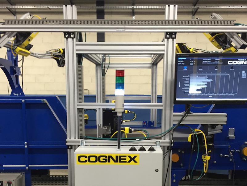 Visit Cognex Inc at Passenger Terminal Expo 2018 in