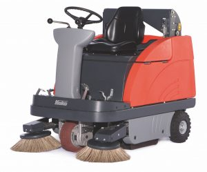 Airside Snow Clearing & Sweeping Machines, Floor Cleaning Machines for Terminals and Landside Multifunctional Vehicles