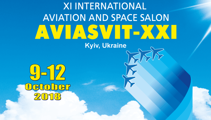 International Aviation and Space Salon AVIASVIT-XXI