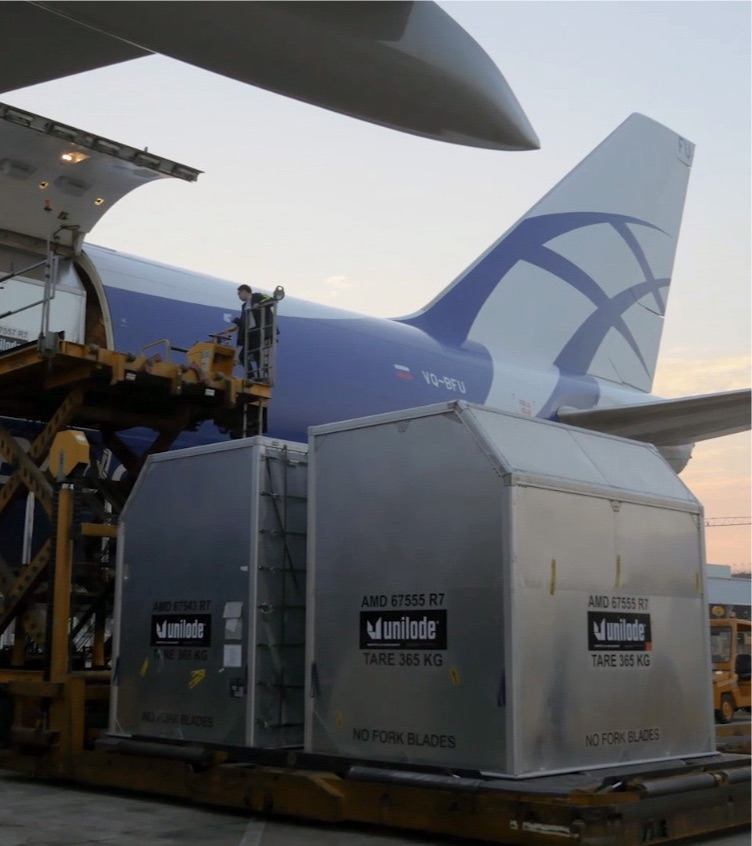 Airbridgecargo Extends Uld Management Partnership With Unilode Airport Suppliers