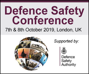 tlmNEXUS announced to sponsor and exhibit at the Defence Safety Conference in October