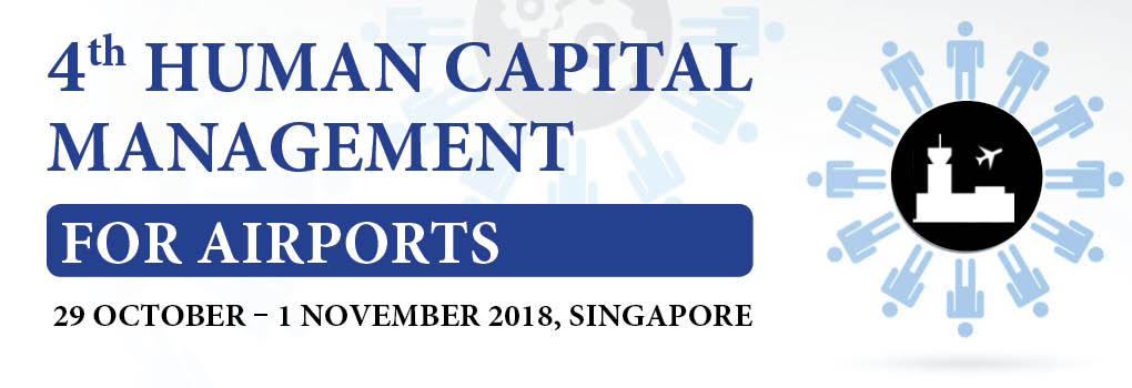 4th Human Capital Management Airports Summit 2018