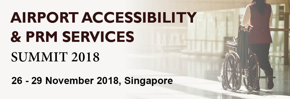 Airport Accessibility & PRM Services Summit 2018