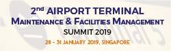 Leading Airport Terminal Maintenance & Facilities Summit Returns in January 2019!