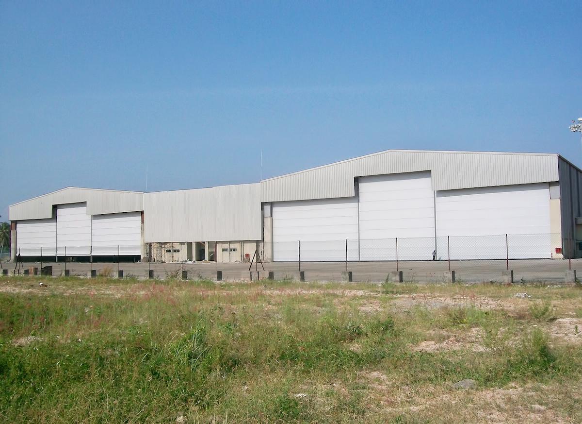 Aircraft Hangar Doors Dock Levellers Dock Shelters