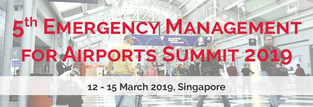 5th Emergency Management for Airports Summit 2019
