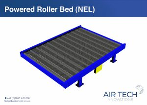 Powered Roller Bed