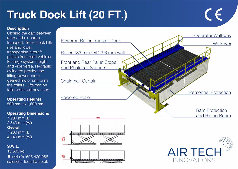 Air Cargo Handling Equipment - Air Tech Innovations Limited