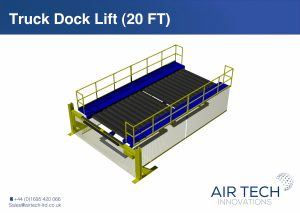 Truck Dock Lift 20ft