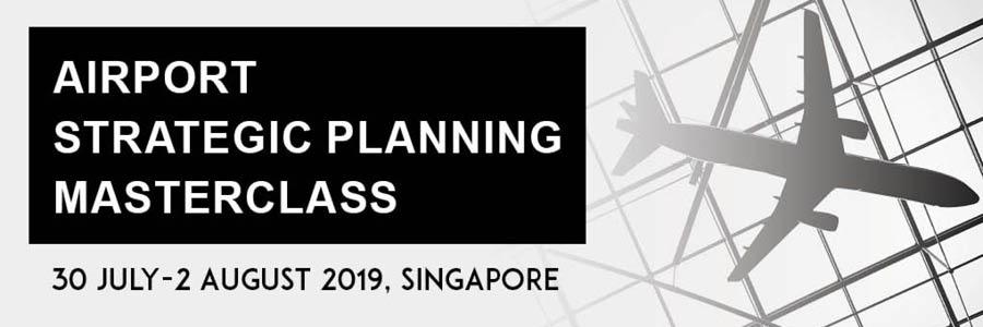Airport Strategic Planning Masterclass 2019