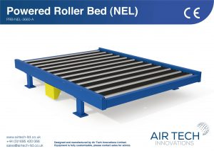 Powered Roller Beds
