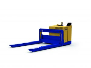 Slave Pallet System – Pallet Master Ride-On and Pallet Master Pedestrian
