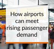 Flight Passenger Traffic Growth Forecast: How airports can meet rising demand