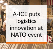 A-ICE puts logistics innovation on the agenda at NATO TIDE Sprint event