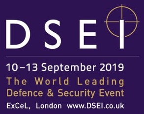 Miltronix Limited at DSEI, Stand S2-270, Excel London,10 – 13 September 2019, London