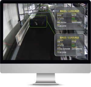 PSIairport/CCTV: High resolution video tracking based on Neural Networks