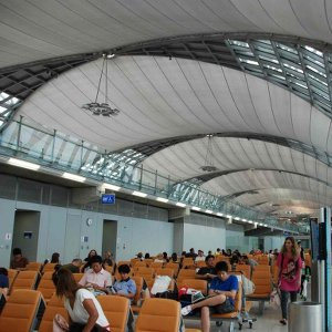 Sika Case Study: Suvarnabhumi Airport In Bangkok, Thailand