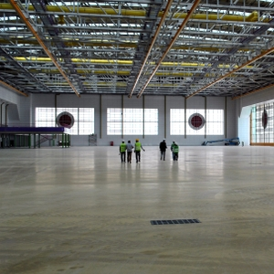 Sika Case Study: Habom Hangar of Turkish Airlines in Istanbul, Turkey