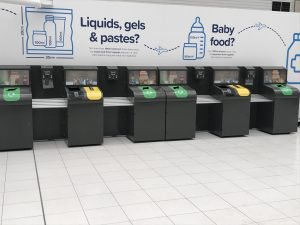 Lute Airport Preparation Unit