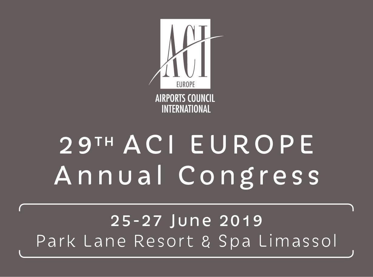 ACI EUROPE Annual Congress 2019