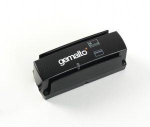 Gemalto MRZ and MSR Swipe Reader CR100M