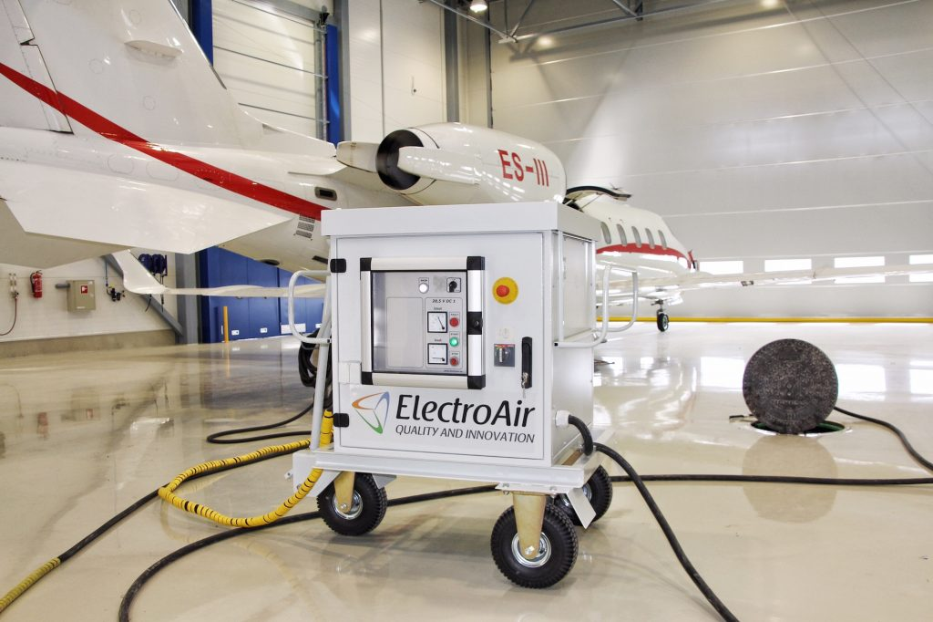 Ground Support Equipment and Services - GSE