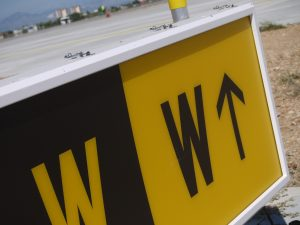 Taxiway Guidance Signs