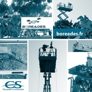 BOREADES - CS counter UAV system to protect critical assets
