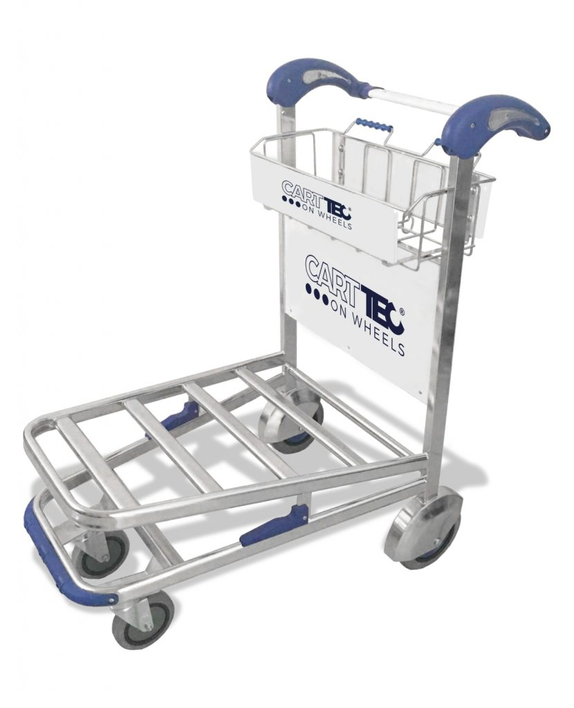 Passenger Baggage Trolleys
