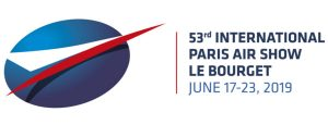 Miltronix Limited at Le Bourget Paris Air Show - 17th - 23rd June 2019