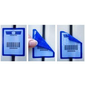Tamper Evident Labels for Life Jacket Security